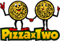 Pizza X Two logo