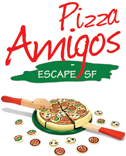 Pizza Amigos logo