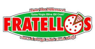 Fratello's Pizza I  logo