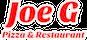 Joe G Pizza & Restaurant logo