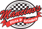 Mancino's Pizza & Grinders logo