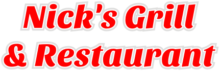 Nick's Pizza & Grill