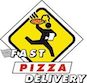 Fast Pizza Delivery logo