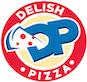 Delish Pizza logo