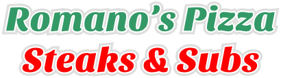 Romano's Pizza Steaks & Subs