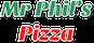 Mr Phil's Pizza logo
