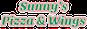 Sunny's Pizza & Wings logo