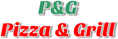P & G Pizza & Grill