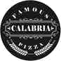 Famous Calabria Pizza logo