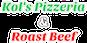 Kol's Pizzeria & Roast Beef logo