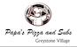 Papa's Pizza & Subs Greystone Village logo