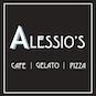 Alessio's Cafe | Gelato | Pizza logo