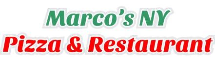 Marco's NY Pizza & Restaurant
