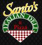 Santo's Italian Deli & Pizza logo