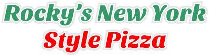 Rocky's New York Style Pizza