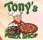 Tony's Pizza Shop logo