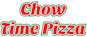 Chow Time Pizza logo