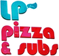 LP Pizza & Subs logo