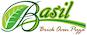 Basil Brick Oven Pizza logo