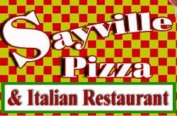 Sayville Pizza