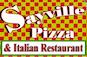 Sayville Pizza logo