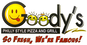 Goody's Pizza logo