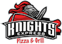 Knights Express Pizza & Grill logo