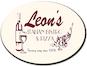 Leon's Italian Bistro & Pizza logo
