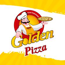 Golden Pizza logo