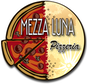 Mezza Luna Pizzeria logo