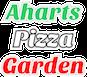 Aharts Pizza Garden logo