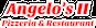 Angelo's II Pizzeria & Restaurant logo