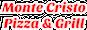 Monte Cristo Pizza & Grill logo