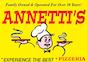 Annetti's Pizzeria logo
