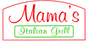 Mama's Italian Grill logo