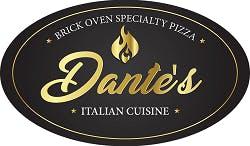 Dante's Italian Cuisine & Brick Oven Specialty Pizza