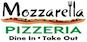 Mozzarella Pizzeria logo