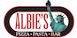 Albie's Pizza & Bar logo