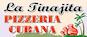 La Tinajita Pizzeria Cubana logo