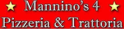 Mannino's 4 Pizzeria & Trattoria