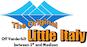 The Original Little Italy Pizza logo