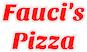 Fauci's Pizza logo