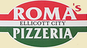 Roma's Breakfast & Pizzeria logo