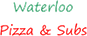 Waterloo Pizza & Subs logo
