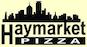 Haymarket Pizza logo