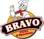 Bravo Pizza & Seafood logo