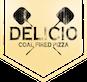 Delicio Coal Fired Pizza logo