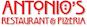 Antonio's Restaurant & Pizzeria logo
