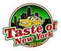 Taste of New York Pizza logo