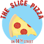 The Slice Pizza logo